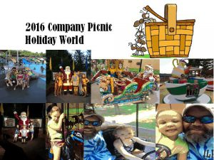 Company Picnic at Holiday World