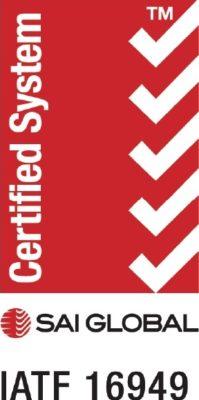 SAI Global - Certified System Logo